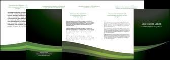personnaliser maquette depliant 4 volets  8 pages  texture contexture structure MIF87216