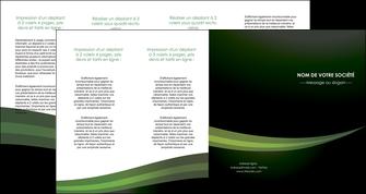 cree depliant 4 volets  8 pages  texture contexture structure MIF87220