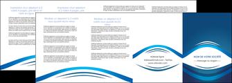 personnaliser modele de depliant 4 volets  8 pages  web design texture contexture structure MLIG87478