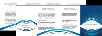 modele en ligne depliant 4 volets  8 pages  web design texture contexture structure MLGI87484