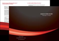 faire modele a imprimer depliant 2 volets  4 pages  web design texture contexture structure MLGI87630