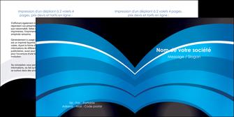 personnaliser maquette depliant 2 volets  4 pages  texture contexture structure MLGI88070