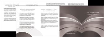 maquette en ligne a personnaliser depliant 4 volets  8 pages  web design texture contexture structure MLGI88154