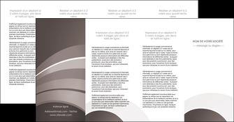 creation graphique en ligne depliant 4 volets  8 pages  web design texture contexture structure MLGI88158