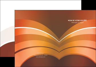 personnaliser maquette pochette a rabat bijouterie abstrait affaires arriere plan MLGI88296