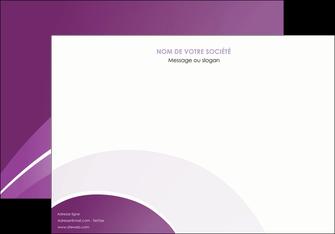 imprimer affiche web design abstrait violet violette MLGI88322