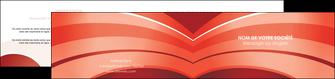 personnaliser maquette depliant 2 volets  4 pages  web design texture contexture structure MLGI88388