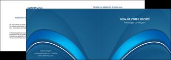 modele en ligne depliant 2 volets  4 pages  web design texture contexture structure MLGI88750