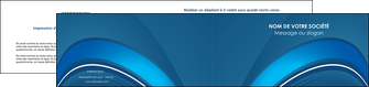 imprimer depliant 2 volets  4 pages  web design texture contexture structure MLGI88770