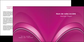 imprimer depliant 2 volets  4 pages  web design texture contexture structure MLIG88868