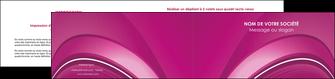 cree depliant 2 volets  4 pages  web design texture contexture structure MLGI88874