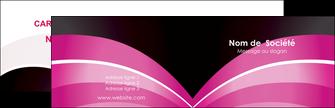 cree carte de visite web design texture contexture couleurs MLIG89028