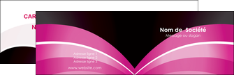 cree carte de visite web design texture contexture couleurs MLGI89028