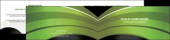 maquette en ligne a personnaliser depliant 2 volets  4 pages  web design texture contexture structure MLGI89064