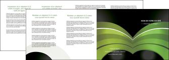 maquette en ligne a personnaliser depliant 4 volets  8 pages  web design texture contexture structure MLGI89090