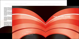 faire depliant 2 volets  4 pages  web design abstrait abstraction arriere plan MLGI89444