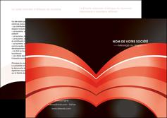 faire depliant 2 volets  4 pages  web design abstrait abstraction arriere plan MLGI89454