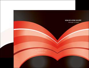 imprimer pochette a rabat web design abstrait abstraction arriere plan MLGI89464