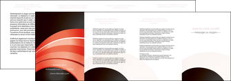 exemple depliant 4 volets  8 pages  web design abstrait abstraction arriere plan MLGI89476