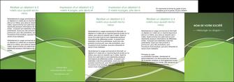 creer modele en ligne depliant 4 volets  8 pages  web design texture contexture structure MIF89642