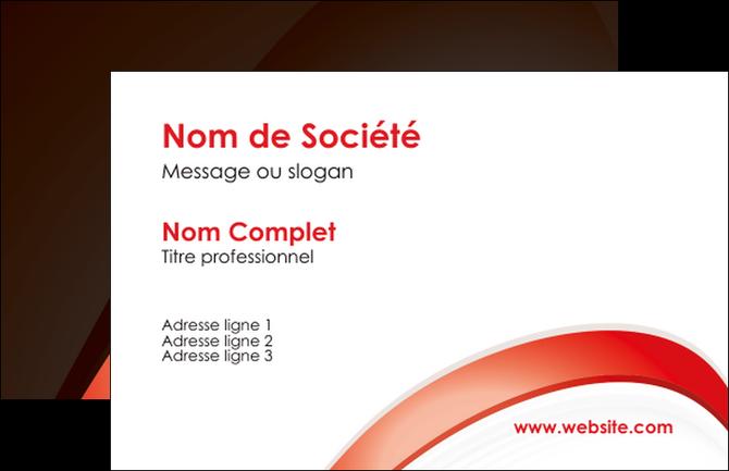 Impression Carte De Visite Web Design Abstrait Abstraction Arriere Plan MLGI89710