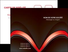 imprimer carte de visite web design abstrait abstraction arriere plan MLGI89720