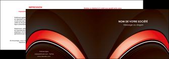 creer modele en ligne depliant 2 volets  4 pages  web design abstrait abstraction arriere plan MLGI89726