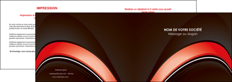 modele depliant 2 volets  4 pages  web design abstrait abstraction arriere plan MLGI89728