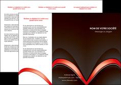 maquette en ligne a personnaliser depliant 3 volets  6 pages  web design abstrait abstraction arriere plan MLGI89736