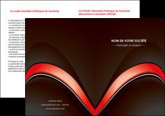 maquette en ligne a personnaliser depliant 2 volets  4 pages  web design abstrait abstraction arriere plan MLGI89750