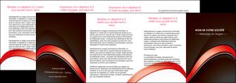 modele en ligne depliant 4 volets  8 pages  web design abstrait abstraction arriere plan MLGI89760