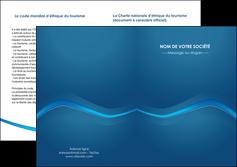 maquette en ligne a personnaliser depliant 2 volets  4 pages  web design texture contexture structure MLIP90120
