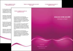 modele en ligne depliant 3 volets  6 pages  web design texture contexture structure MLGI90552