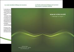imprimerie depliant 2 volets  4 pages  texture contexture structure MLGI90618