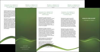 personnaliser maquette depliant 4 volets  8 pages  texture contexture structure MLGI90626