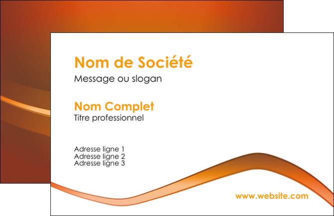 Imprimer Carte De Visite Web Design Texture Contexture Abstrait MLGI90804