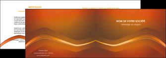 modele depliant 2 volets  4 pages  web design texture contexture abstrait MLGI90820