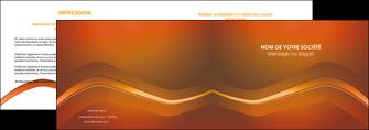 imprimer depliant 2 volets  4 pages  web design texture contexture abstrait MLGI90822