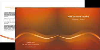 impression depliant 2 volets  4 pages  web design texture contexture abstrait MLGI90834