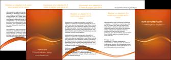 imprimerie depliant 4 volets  8 pages  web design texture contexture abstrait MLGI90854