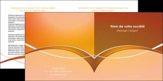 faire depliant 2 volets  4 pages  web design texture contexture abstrait MIFLU91076