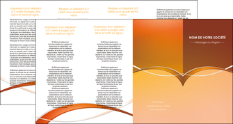 realiser depliant 4 volets  8 pages  web design texture contexture abstrait MIFLU91112