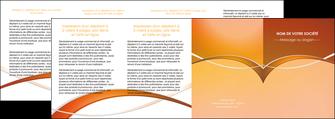 faire modele a imprimer depliant 4 volets  8 pages  web design texture contexture abstrait MLGI91114