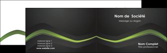 Impression carte de visite pelliculage mat Web Design Carte commerciale de fidélité papier à prix discount et format Carte de visite Double - Paysage