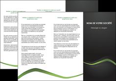 faire modele a imprimer depliant 3 volets  6 pages  web design texture contexture abstrait MLGI91204