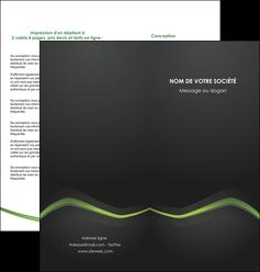 faire modele a imprimer depliant 2 volets  4 pages  web design texture contexture abstrait MLGI91206