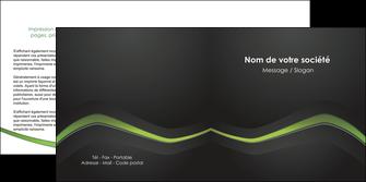 exemple depliant 2 volets  4 pages  web design texture contexture abstrait MLGI91208