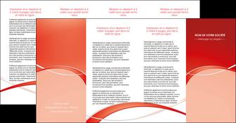 modele en ligne depliant 4 volets  8 pages  web design texture contexture abstrait MIF91486