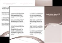 exemple depliant 3 volets  6 pages  web design texture contexture abstrait MIS91498