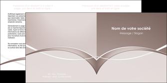 modele depliant 2 volets  4 pages  web design texture contexture abstrait MIS91502